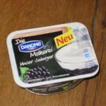 Die neuen Joghurts von Danone im Test
