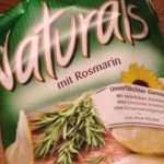 Naturals mit Rosmarin – der würzige Snack