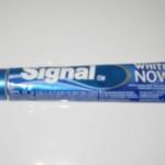 Zähne putzen mit Signal