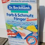 Dr. Beckmann Farb- und Schmutzfänger – darauf habe ich gewartet