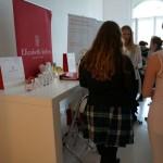 Lauftraining mit High Heels beim BeautyBloggerCafé 2014