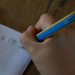Noris stylus – der Schreiblernstift von Staedtler