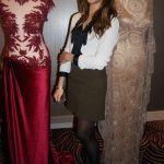 Jasmin Erbas Couture in der BeautySuite im Waldorf Astoria