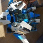Auf geheimer Mission: Der Test mit dem Space Hawk