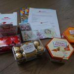 Basteln mit Ferrero – Nicht nur zur Weihnachtszeit