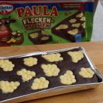 Paula mit den Flecken gibt´s jetzt auch als Kuchen