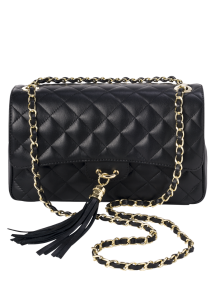 Luxury Posh Bag_Black._2