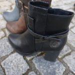 Im Schuhglück hoch 3