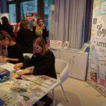 Raum für Kreativität in der Hashmag Blogger Lounge