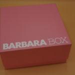 Die erste BARBARA BOX ist da – Zeit für einen Mädelsabend