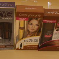 """Schluss mit grauen Haaransätzen – """"Cover your gray"""""""