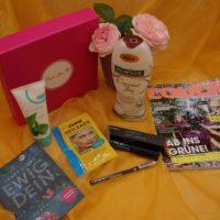PINK BOX Juni – es duftet nach Sommer