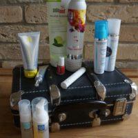Ich packe meinen Koffer und nehme mit – Must Haves Kosmetika im Urlaub