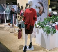 Messen Greenshowroom und Ethical Fashion Show Berlin im Januar 2018