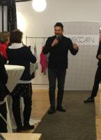 Präsentation der Frühjahr/Sommer-Kollektion von MARC CAIN bei MOELLER Potsdam