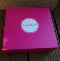 Happy Birthday, Pink Box