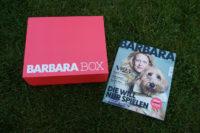 BARBARA BOX – Picknick im Grünen
