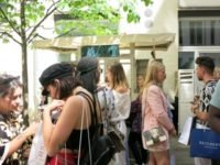 "FashionBloggerCafé im Juli 2018 ""ULTRA VIOLET"""