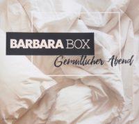 BARBARA Box – Gemütlicher Abend