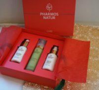 Green Luxury – Care Geschenk Set von PHARMOS Natur