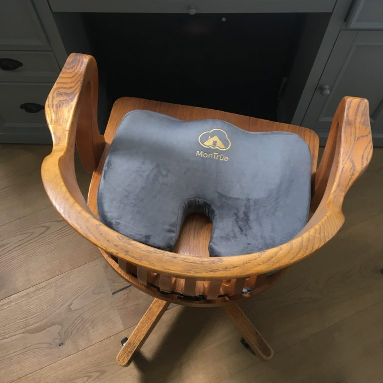 MonTrüe – Gel-Sitzkissen für eine bessere Haltung