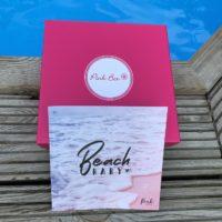 Beach Baby – die Pink Box Sommer Edition