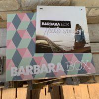 BARBARA BOX – Nichts wie weg