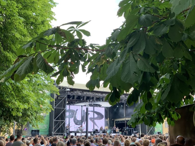 "PUR-Konzert Open Air in Berlin ""Zwischen den Welten"""