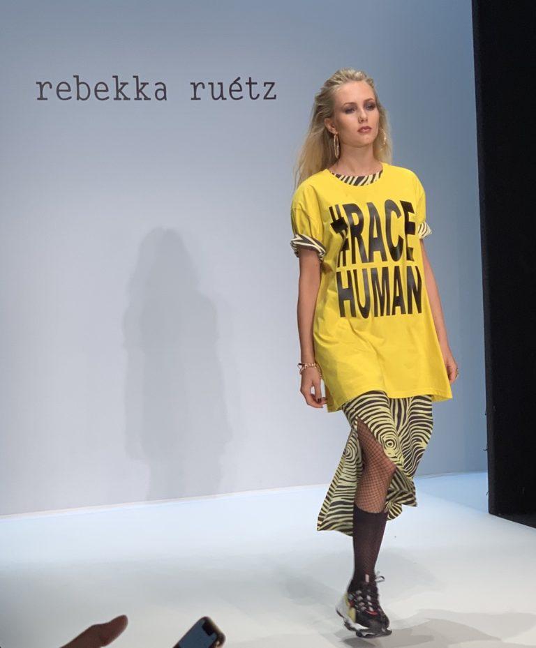 rebekka ruétz – Pussy Power Fashion Show