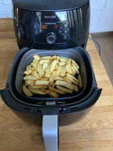 Frittieren fast ganz ohne Öl – Philips Airfryer XXL