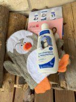PAEDIPROTECT 2in1 Shampoo & Waschlotion – speziell für Babys & Kleinkinder