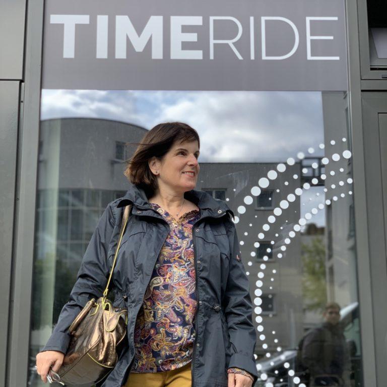 TimeRide – Zeitreise in das geteilte Berlin