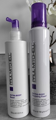 Volumenzauber mit Paul Mitchell