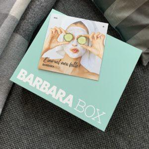 BARBARA BOX: Einmal neu, bitte!