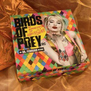 Pink Box – BIRDS OF PREY: THE EMANCIPATION OF HARLEY QUINN