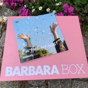 BARBARA BOX – Ein Hoch auf mich!