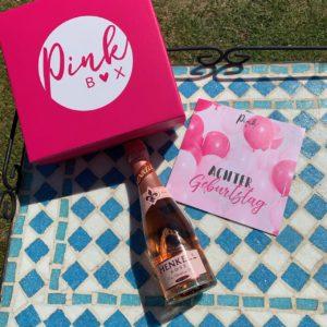 Happy Birthday, Pink Box