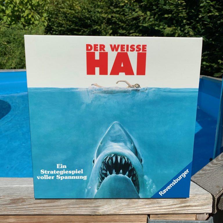 Der weiße Hai – Das Spiel zum Film von Ravensburger