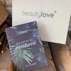 beautylove – The Natural Box: Powerful Rainforest