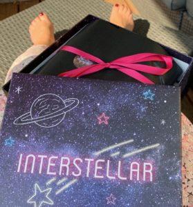 "Pink Box ""Interstellar"""