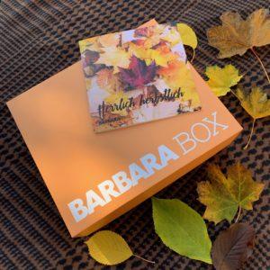 BARBARA BOX – Herrlich herbstlich