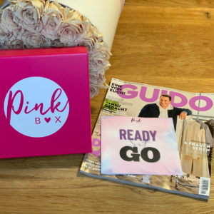 Pink Box – Ready, Set, Go