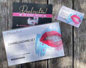 DiamondSmile – Zahnbleaching @home