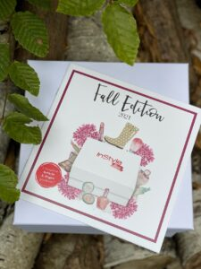 InStyle Box – Fall Edition