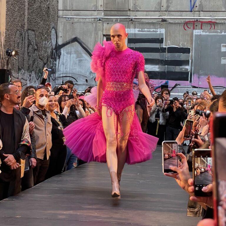 Platte: Fashion Week mal anders